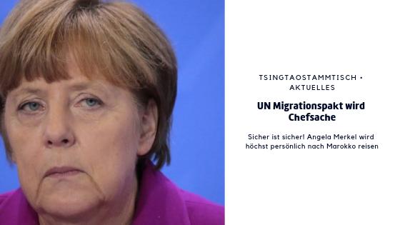 UN Migrationspakt wird Chefsache