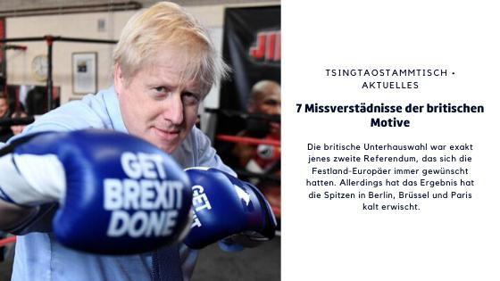 7 Missverständnisse der britischen Motive
